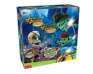 Gra Łowca Duchów Pirat Zabawka Interaktywna Epee 03473