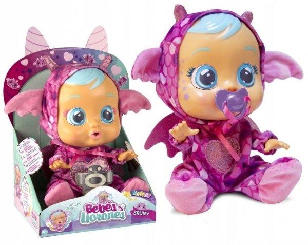 Laleczka Cry Babies Bruny Płacze Łzami IMC 099197