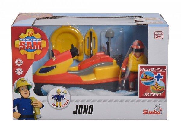 Strażak Sam Skuter ratowiczy Juno z figurką Simba 9251048