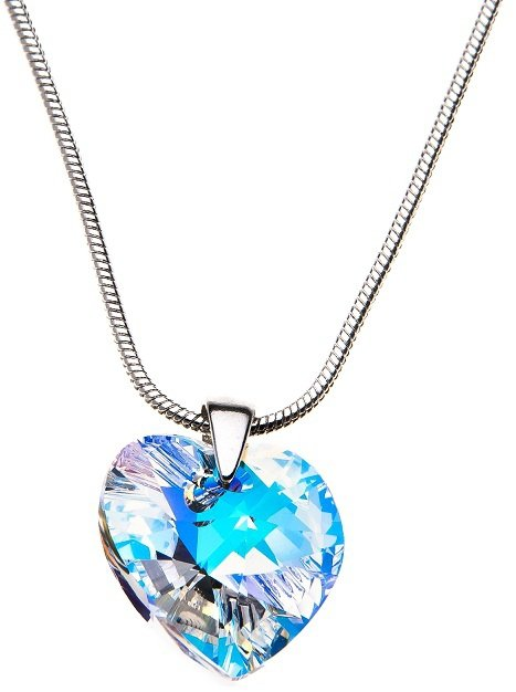 Swarovski Elements srebro biżuteria swarovskiego