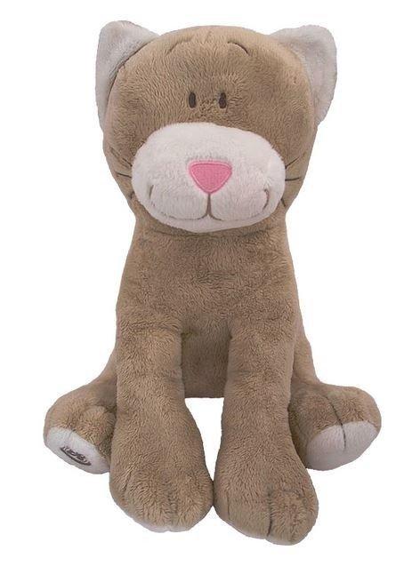 Maskotka Kot Flavio Beżowy 30 cm Beppe 13322