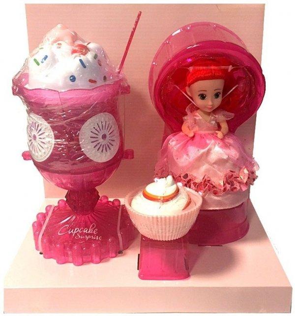 Laleczki Cupcake Surprise