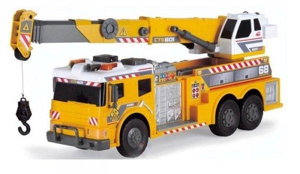 4006333041723 duża Ciężarówka Dźwig ze światłem i dźwiękiem 62 cm