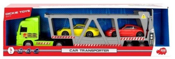 ciężarówka transporter dickie 4006333044250 sklep z zabawkami modino.pl tanie zabawki