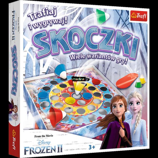 Skoczki Frozen 2 Kraina Lodu 2