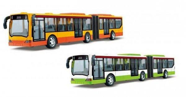 Autobus zabawka przegubowa auto zdalnie sterowane