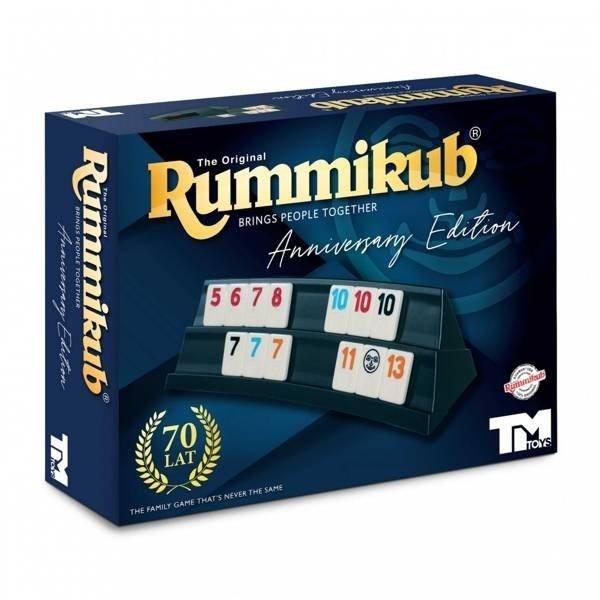 Gra Liczbowa Rummikub Wydanie Rocznicowe TM Toys LMD8611