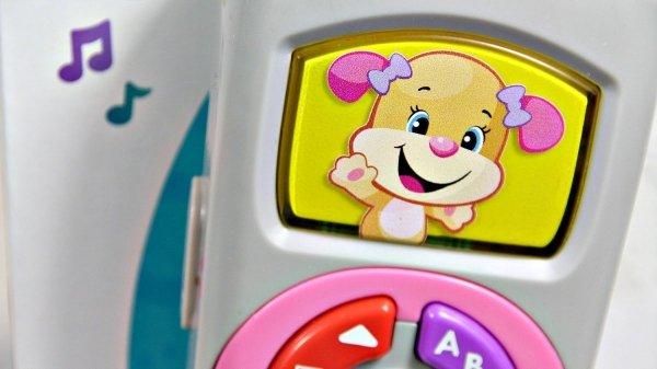 Pilot interaktywny dla dzieci