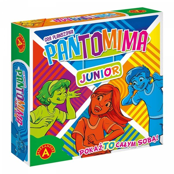 Gra Pantomima Junior Alexander 2101