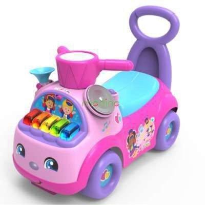 Jeździk dla dziewczynek