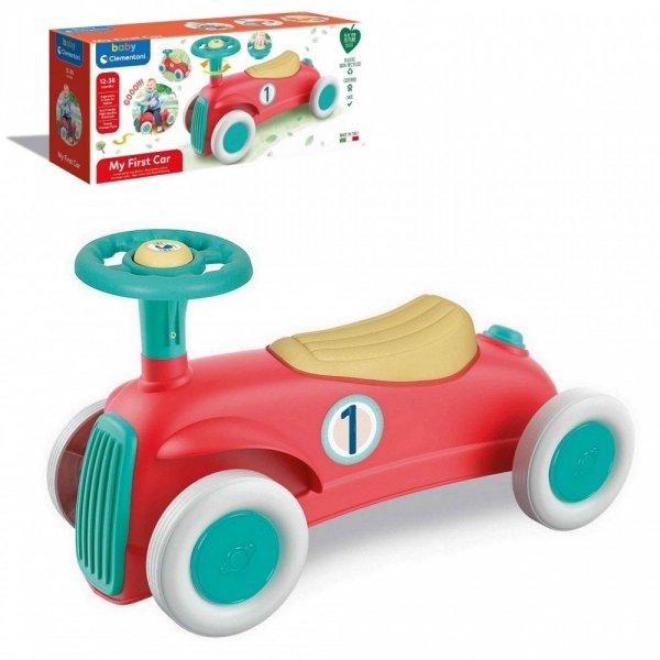 Samochodzik Jeźdźik Vintage Clementoni