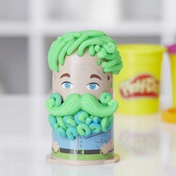 Afera u Fryzjera Ciastolina Play-Doh