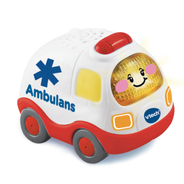 Tut Tut Autka Autko Ambulans VTech 60805