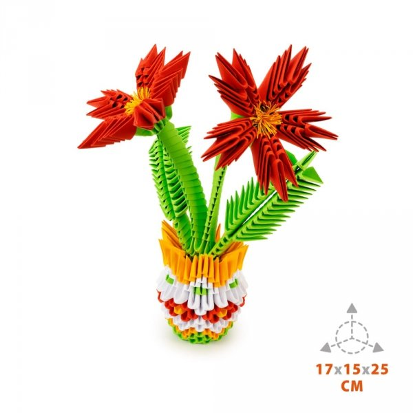 Origami 3D Kwiaty