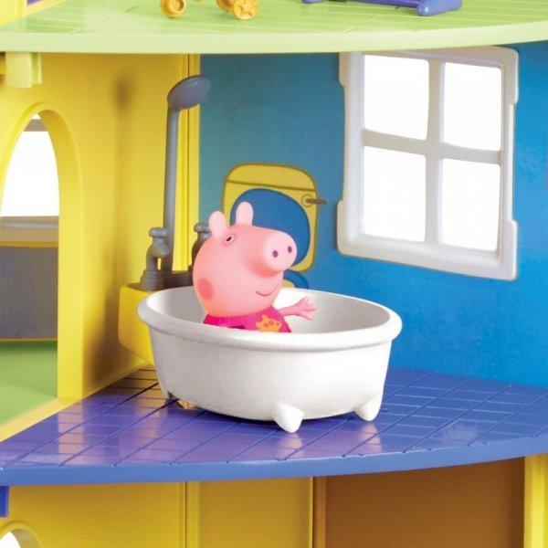 Peppa w kąpieli