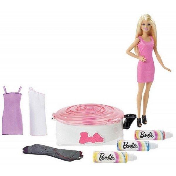 Barbie Zakręcone wzory