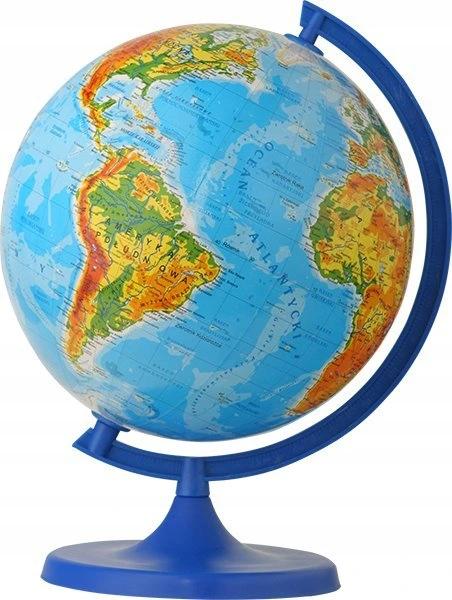 Globus Świata Fizyczny 160 23 cm