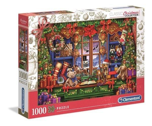 Puzzle Staroświeckie Święta 1000 el. Clementoni 39581