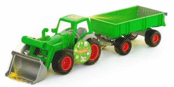 duży traktor zabawka