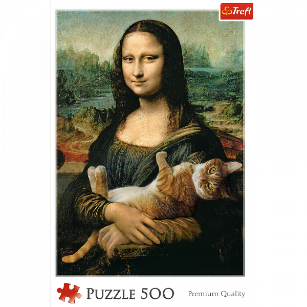 Puzzle 500 el.