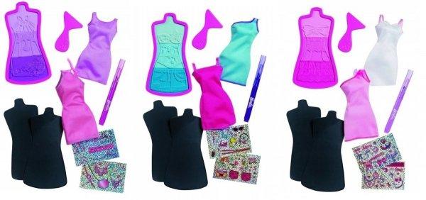 Barbie Studio Projektowe Akcesoria BBY95 Mattel