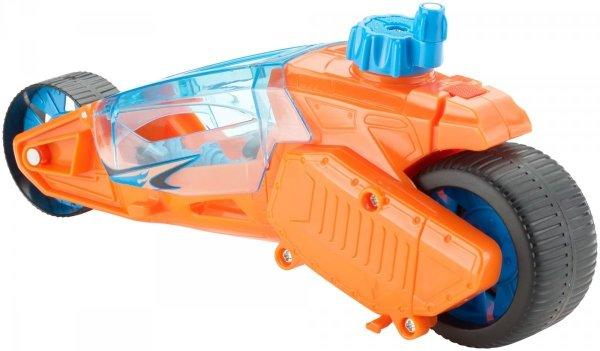 Autonakręciaki Motocykle napędzane gumkami Hot Wheels Mattel DPB66