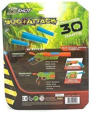 Zestaw 30 strzałek Zuru X-Shot Bug Attack