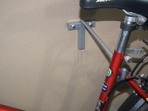 Wieszak na rower R7DS