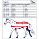 Derka polarowa SU15 Blue Atoll - Harrys Horse