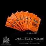Chusteczka do czyszczenia wyrobów skórzanych BELVOIR TACK CLEANER STEP 1 - 1szt. - CARR&DAY&MARTIN