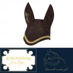 Nauszniki Eskadron Heritage 2019/20 - black mocca