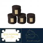 Bandaże polarowe Eskadron Heritage 2019/20 - black mocca