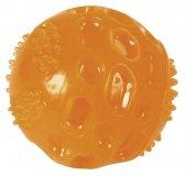 Piłka dla psa z piszczałką 6 cm - KERBL
