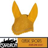 PRZEDSPRZEDAŻ Nauszniki CRYSTAL - Classic Sports A/W 21 - Eskadron - vintage gold