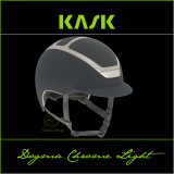 Kask Dogma Chrome Light - KASK - antracytowy/srebrny 60-63