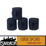 Bandaże FLEECE - Classic Sports A/W 21 - Eskadron - dark navy