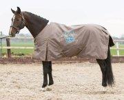 Derka padokowa 0g 600D THOR shitake podszyta polarem - Harrys Horse