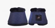 Kaloszki METALLIC GLITZ kolekcja jesień-zima 2020/21 - QHP - blue