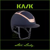 Kask Star Lady Everyrose - KASK - granatowy - roz. 55-56