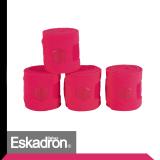 Bandaże FLEECE - Reflexx S/S 21 - Eskadron - pink