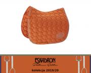 Potnik Eskadron COTTON EMBLEM - PLATINUM 2019/2020 - PONY - vermillion orange