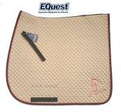 Potnik COTTON CLASSIC PLUS EQ STYLE - Equest - piaskowy