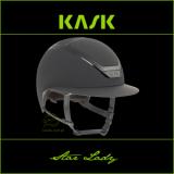 Kask Star Lady - KASK - antracytowy- roz. 55-56
