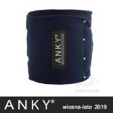 Bandaże polarowe kolekcja wiosna-lato 2019 - ANKY - estate blue
