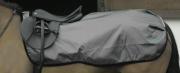 Derka treningowa RIDING RUG SMARTEX SD - Bucas - grey
