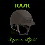 Kask Dogma Light - KASK - brązowy - roz. 57-59