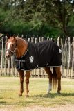 Derka osuszająca RAMBO Diamante Cooler - HORSEWARE - black/black