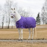 Derka padokowa Winter PONY HORZE - passion purple