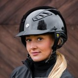Kask EQ3 Lynx Smooth Top Shiny - Back on Track - black