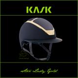 Kask Star Lady Gold - KASK - granatowy - roz. 55-56